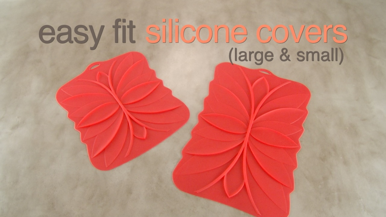 Easy Fit Silicone Lids