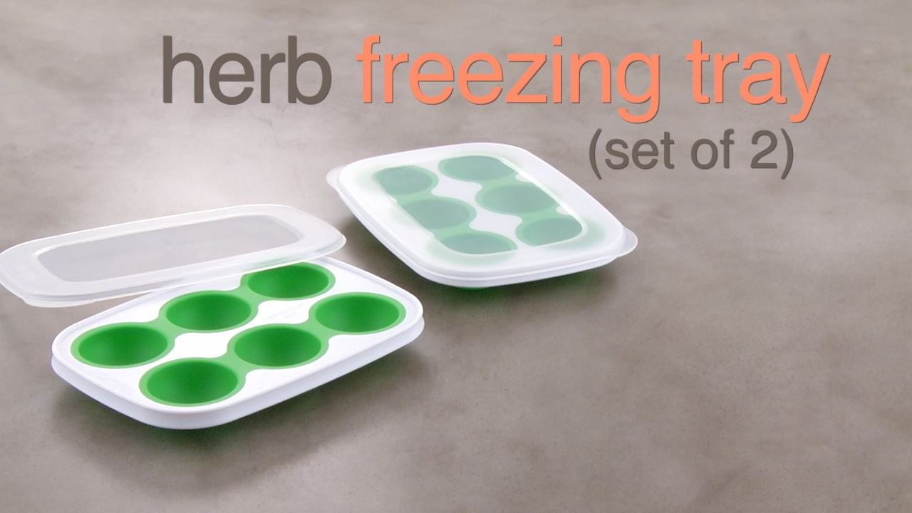 Herb Freezing Tray