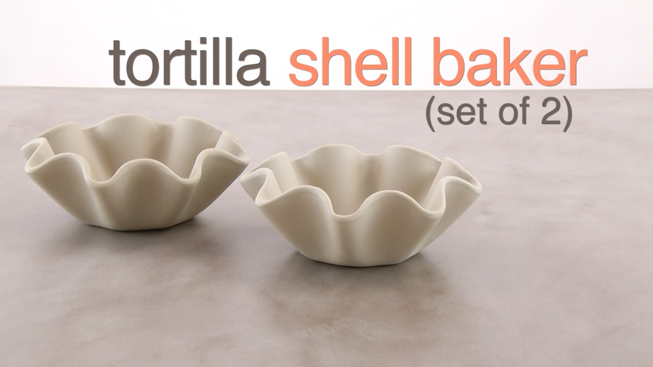 Tortilla Shell Baker