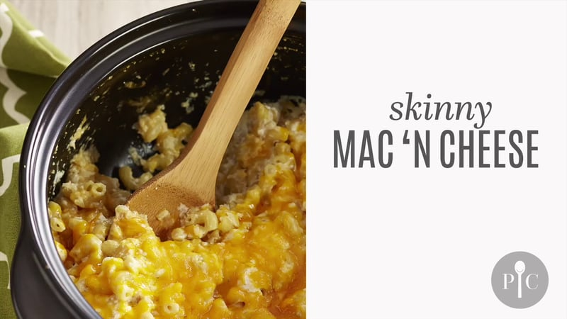 Skinny Mac 'N Cheese